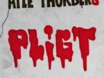 """Et billede af forsiden til Atle Thorbergs digtsamling """"Pligt"""" illustreret af SPYO"""